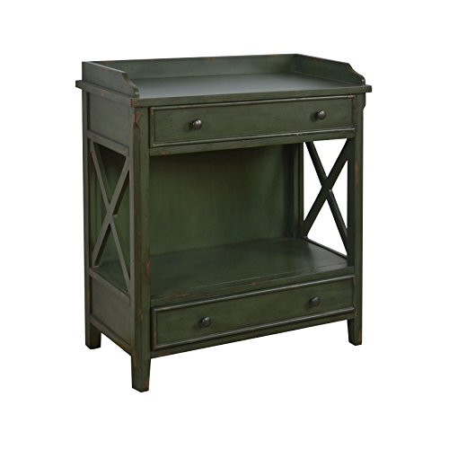 Pulaski DS-D204-015 X-Side Accent Chest (Country Table Pulaski)
