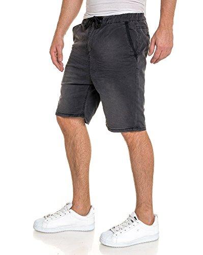 BLZ Jeans - Pantalón corto - para hombre negro
