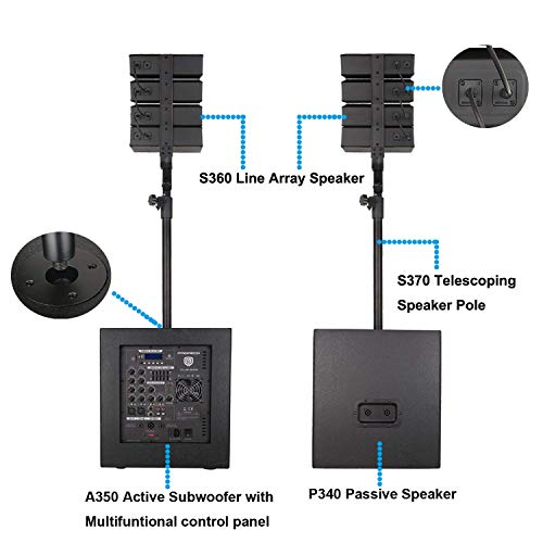Buy speaker and subwoofer combo