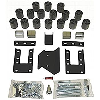 Made in America PAPLS600 Dodge Ram 1500 Gas 4WD Non Air-Ride 5 Premium Lift System fits 2009 to 2017 Performance Accessories