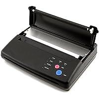 Thermal Kopierer Tätowierung hermal Thermodrucker Tattoo Thermo Kopierer Transfer Printer Maschine Schwarz A4
