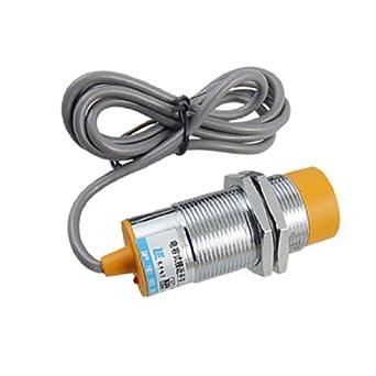 / EZ 90-250V 2 hilos sensor de proximidad DealMux LJC30A3-HJ AC NO capacitancia Detector Interruptor 0-20mm: Amazon.es: Industria, empresas y ciencia