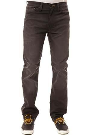 Levis Skateboarding Collection Men's Skate 513 Slim Fit Denim 36W x 32L Black