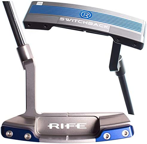 Rife Golf- Switchback 1 Putter 34
