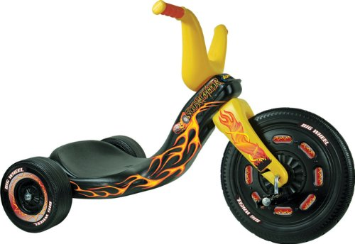 The Original Big Wheel Tricycle Mid-Size SCORCHER 11'' Ride-On
