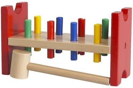 Ikea Mula - Pianale da muratore giocattolo, in legno: Amazon.it