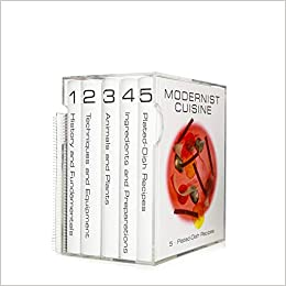 Modernist Cuisine: The Art and Science of Cooking: Nathan Myhrvold ...
