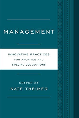 Download Management: Innovative Practices for Archives and Special Collections Pdf