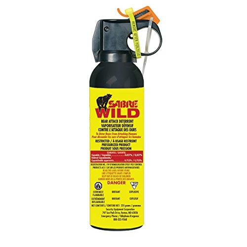Sabre Wild Bear Spray 225 grams