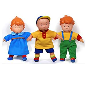 Caillou Characters 17 Cm