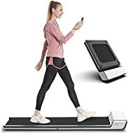 Folding Treadmill, Walkingpad Ultra Slim Foldable Treadmill Smart Fold Walking Pad Portable Safety Non Holder