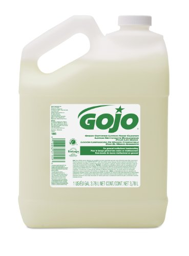 GOJO 1865 04 Green Handwash Gallon