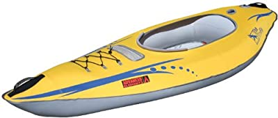 AE1020-Y Advanced Elements FireFly Inflatable Kayak