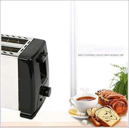 Ustensiles de cuisine, Grille-pain Accueil Cuisine Mini Sandwich Maker Portable multifonction en acier inoxydable Petit déjeuner Machine à pain QIANGQIANG