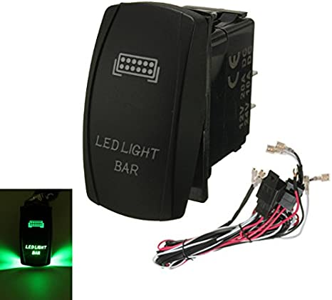 the wire harness green amazon com green led light bar on off laser rocker switch wire harness engineer jobs glassdoor amazon com green led light bar on off