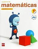 Cuaderno de matemáticas. 1 Primaria, 1 Trimestre. Conecta con Pupi