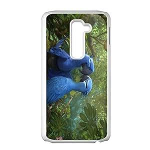 LG G2 phone case White RioMOL7634597