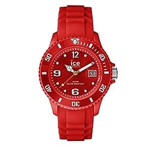 ICE-Watch Reloj Analógico para Unisex de Cuarzo con Correa en Silicona 001715: Ice-Watch: Amazon.es: Relojes