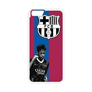 Barcelona Barcelona iPhone 6 4.7 Inch Cell Phone Case White VC9448G0