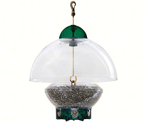 2 PACK Big Top Bird Feeder New Green Parts by Droll Yankees