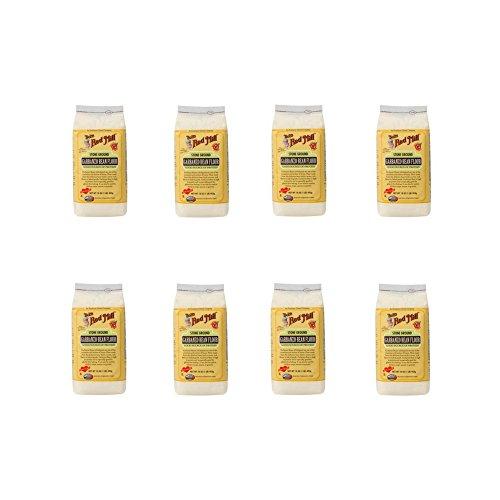(Stone Ground Garbanzo Bean Flour 16 Oz Pkg (Pack of 8))