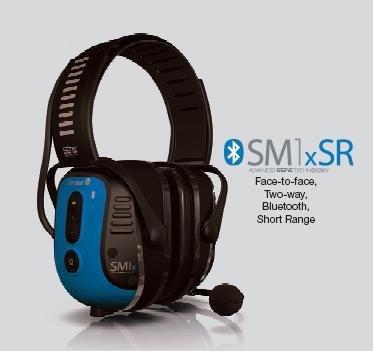 Sensear SM1xSR Short Range Ear Muff