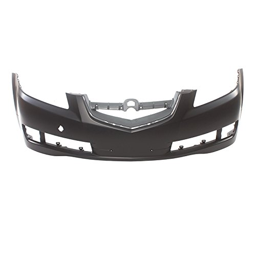 CARPARTSDEPOT 07-08 Compatible With ACURA TL Front Bumper Cover AC1000160 s 04711SEPA80ZZ polypropylene New