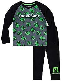 Minecraft Boys' Creeper Pajamas