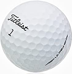 Titleist Pro V1 2014 The Titleist Pro V1 2014 golf ball features the Tour-validated technology and performance with a spherically tiled 352 dimple design and new and improved A.I.M. (Alignment Integrated Marking) side stamp. The 2014 Pro V1 i...
