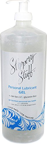 Jumbo Slippery Stuff Water Based Gel Personal Sex Lube Lubricant 32 Oz 946 Ml