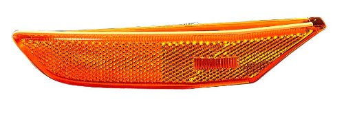 Depo 325-1401L-AF Infiniti G35 Driver Side Replacement Front Side Marker Lamp Assembly (NSF Certified) -