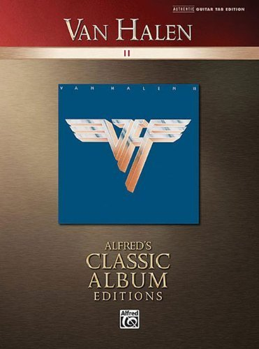 ic Guitar Tab Edition (Alfred's Classic Album Editions) by Van Halen (2007) Sheet music ()