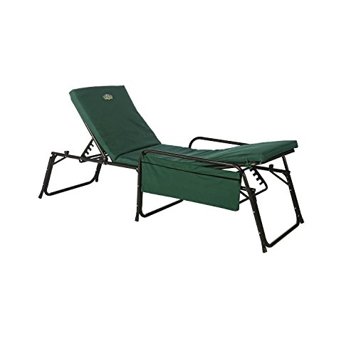 Kamp-Rite Simple Triage and Rapid Treatment (Start) Cot, Green