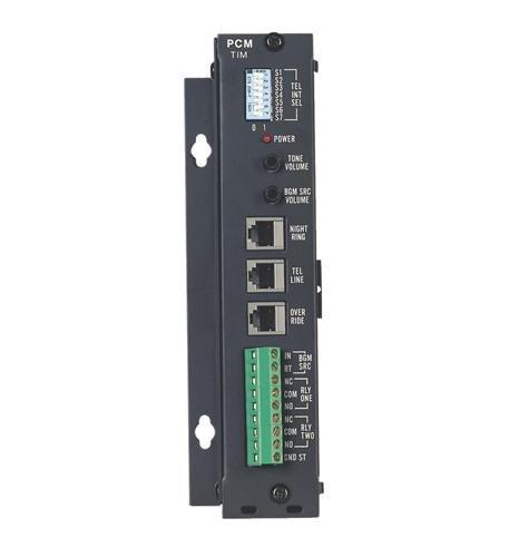- Bogen Telephone Interface Module for PCM2000