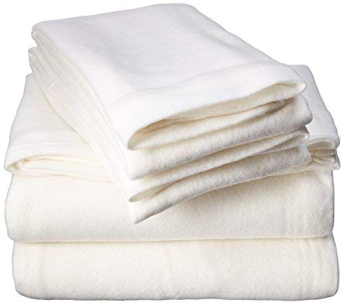 Queen Micro Fleece Sheet Set Extremly Soft and Cozy 6-piece for Winters