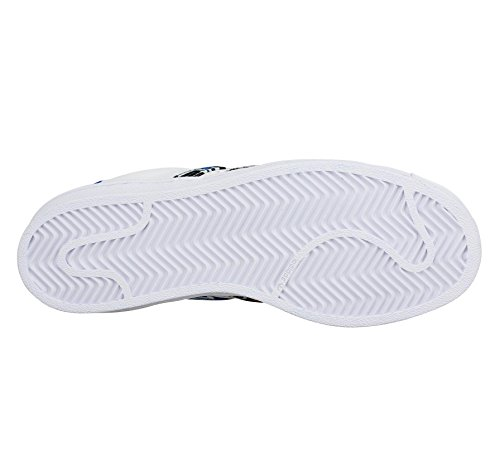 Corsa Bianco Superstar Azul Negbas Uomo Scarpe Ftwbla da adidas CRxqtq