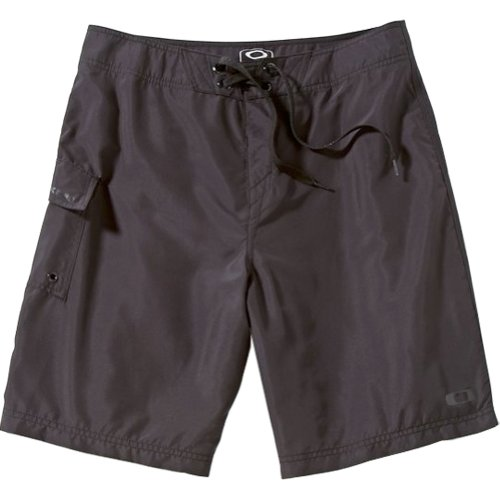 Oakley Classic 22 Men's Boardshort Surfing Swimming Shorts - Jet Black / Size - Classic Oakleys