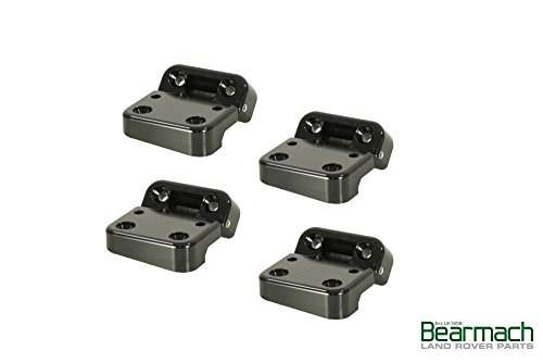 CROYTEC – Black Door Hinge Kit 4pc Part# BA9124