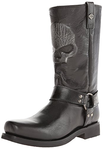 Harley-Davidson Footwear Harley-Davidson Men's Quentin Motorcycle Harness Boot,Black,7 M US price tips cheap