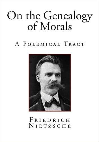On the Genealogy of Morals: A Polemical Tract Philosophy - Friedrich Nietzsche: Amazon.es: Nietzsche, Friedrich, Samuel, Horace Barnett: Libros en idiomas extranjeros