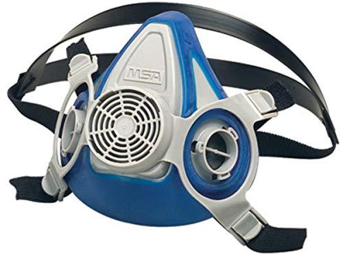 MSA Small Advantage 200 LS Series Half Mask Air Purifying Respirator -  MSA Mine Safety Appliances Co