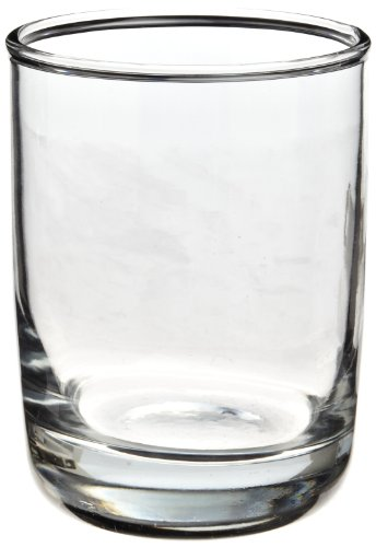 8 Ounce Room Tumbler (Anchor Hocking 2238U 2-3/4 Inch Diameter x 3-5/8 Inch Height, 8-Ounce Room Tumbler (Case of 72))