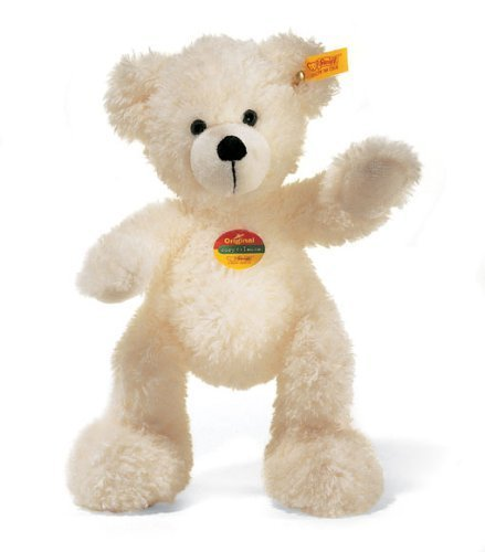 Steiff teddy bear Lotte 28cm stuffed dolls Steiff Lotte Teddy Bear (White) 111310 parallel import goods from Steiff