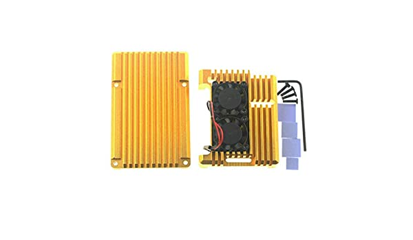 REFURBISHHOUSE Raspberry Pi 3 - Carcasa para Raspberry Pi 3 Modelo ...
