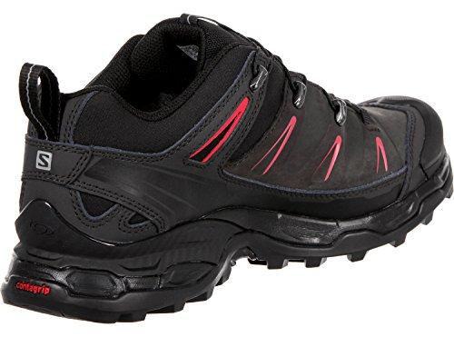 Salomon L39040300 - Zapatillas de senderismo Mujer gris