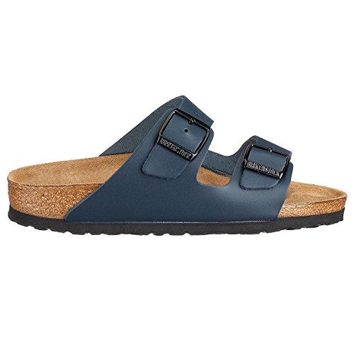 Birkenstock Classic ARIZONA  NL - Zapatillas de estar por casa unisex Blue