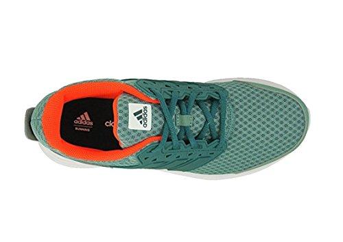 Adidas Man Galaxy 3 M Löparskor Aq6543 Grön Orange