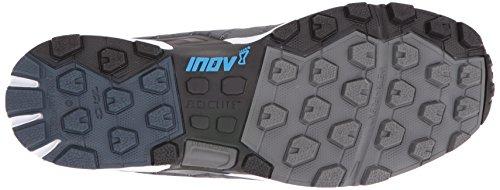 Inov-8 Mens Roclite 290 Trail Runner Grigio Scuro / Blu / Bianco