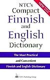 Ntc's Compact Finnish and English Dictionary by Sini Sovijarvi (1999-11-02)