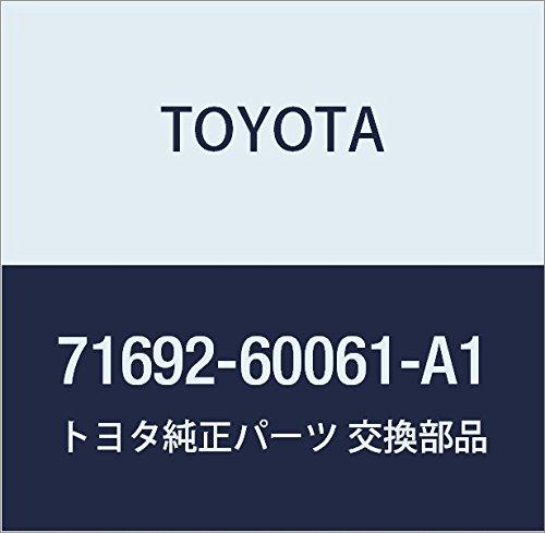 TOYOTA Genuine 71692-60061-A1 Seat Cushion Hinge Cover